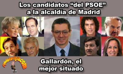 GALLARDON NO GRACIAS!
