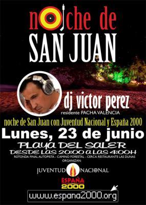FIESTON DE ESPAÑA2000 EN VALENCIA EL DIA 23 DE JUNIO !A TOPE CON ESPAÑA2000!