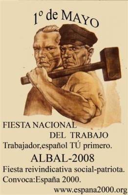 ESPAÑA2000 CONTRA LA JORNADA DE 65 HORAS DE LA UE