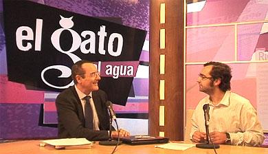 SEÑOR CHAVES VAYASE DE ANDALUCIA YA!!! CENSURA ANDALUCISTA CON EL PROGRAMA EL GATO AL AGUA