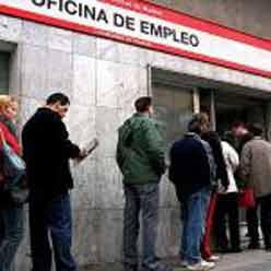 Bruselas prevé recesión en España en 2009 y un 15,5% de paro