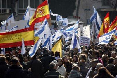 El portavoz de la Comunidad Israelita de Málaga pide a los judíos españoles el voto para AES