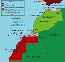POR LA INCORPORACION DEL SAHARA COMO CCAA ESPAÑOLA
