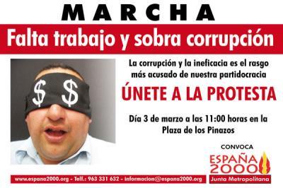 DESPIERTA CHAVAL!!  MANIFIESTATE CON NOSOTROS!!